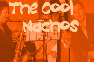 The Cool Nachos - top latin, jazz & funk band, based in Bristol, available for weddings.